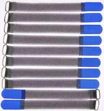 20x500mm 10 Stück Pink LogiLink KAB0016 Kabelbinder mit Klettverschluss Länge