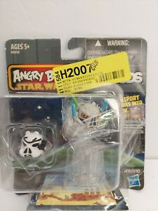 ANGRY BIRDS TELEPODS 2013 STAR WARS GENERAL GRIEVOUS & STORMTROOPER PIG HASBRO