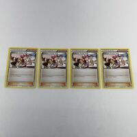 4x Pokemon Center Lady 68/83 Uncommon NM-Mint Pokemon XY Generations Playset TCG