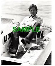 ORIGINAL PAUL SMITH 1979 PRESS PHOTO - AMERICAN ACTOR KURT RUSSELL
