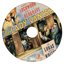 THE LADY VANISHES - Mystery/Thriller - Margaret Lockwood - DVD 1938