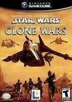 Star Wars The Clone Wars - Authentic Nintendo GameCube Game