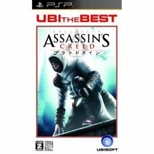 Used PSP  Assassin's Creed Bloodlines SONY PLAYSTATION JAPAN IMPORT