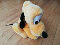 Disney Pluto The Dog Plush Soft Toy Approximately 15 Inches Tall Disneyland