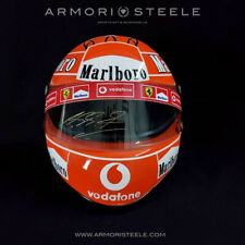 MICHAEL SCHUMACHER 2004 SIGNED Autographed Helmet F1 FULL SIZE DISPLAY MALAYSIA