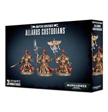 Warhammer 40K Adeptus Custodes Allarus Custodians NEW