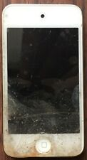 Apple iPod Touch 4th Generation White (64 GB) For Parts Or Repair