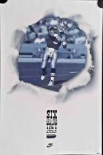 Rare Nike-Troy Aikman,1993 Original Vintage Posters Six Shooter