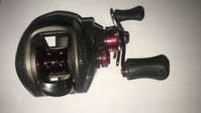 DYNA MICER BAITCAST RIGHT HAND MULTIPLIER FISHING REEL LURE SPIN PIKE BASS CAST