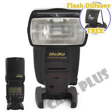 Meike MK-580 E-TTL Flash Speedlite For Canon T6 T6s T6i T5 T5i T4i SL1 T3i T2i