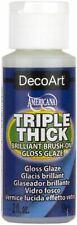 Triple Thick Brilliant Brush-On Gloss Glaze 2oz -TG01-3