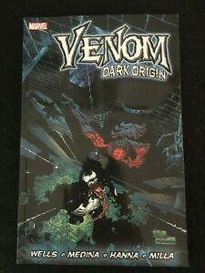 VENOM: DARK ORIGIN Marvel Trade Paperback
