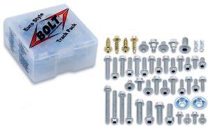 BOLT TRACK PACK OEM TYPE BOLTS KTM SXF 250 350 450  2006 - 2018
