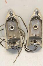 1963 Studebaker Hawk Gran Turismo Tail Lights Matched set of 2