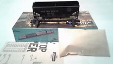 HO SCALE ATHEARN  5441 B&O  34' RIB SIDE HOPPER # 233507. NEW KIT IN BOX (#7)