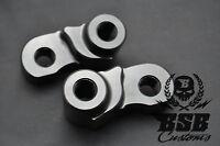 Tieferlegungskit Harley Davidson Sportster 05 - 15 Tieferlegung kit schwarz