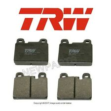 NEW Porsche 911 Carrera Speedster 1989-1984 Front Brake Pad Set TRW GDB918