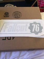 Fallout 76 Decal Sticker