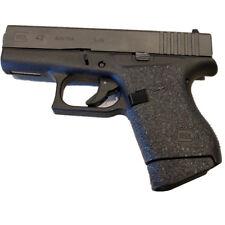 Non-slip Rubber Grip Tape for Glock 43 9 mm Pistol Handgun holster GEN 1-Gen 5