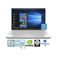 HP Pavilion 15.6 Laptop 150W charger Intel Quad Core i7-8550U 1.80GHz 1TB 16GB