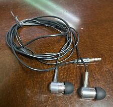 Wired Earphones Noise Isolating In-Ear Headphones Bass Drivers Earbuds