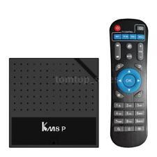 Latest KM8P Android 7.1 Smart TV BOX Amlogic S912 WIFI Octa Core 4K Movie Media