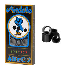 Andale Skateboard Abec 7 Bearings Set of 8 With 4 Spacers