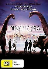 DINOTOPIA DVD - OVER 4 HOURS ! Mini-Series - 2002 Dinosaur Show- REGION 4 RARE