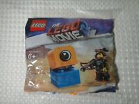 Lego Movie 2 Lucy vs. Alien Invader Set #30527 Polybag New Sealed