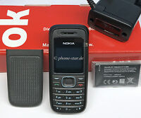 ORIGINAL NOKIA 1208 RH-105 HANDY KLEIN DUALBAND UNLOCKED MOBILE PHONE NEU NEW