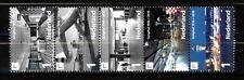 Nederland NVPH 3447-51 100 jaar Schiphol 2016 Postfris