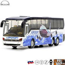 Diecast Vehicles Scale 1:50 MAN Lion's Coach Airflot Russian Model