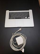"""Apple MacBook Pro A1398 15.4"""" - MD831LL/A (June, 2012) No Screen, No Battery"""