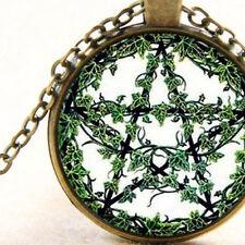 Glass Unbranded Bronze Fashion Necklaces & Pendants