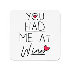 Usted me había en vino FRIDGE MAGNET-Divertido Novia Amor Día de San Valentín