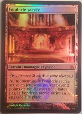 Fonderie Sacrée PREMIUM / FOIL VF - French Sacred Foundry Ravnica - Magic Mtg -