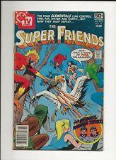 Super Friends #14 1978 Dc Superman Batman Wonder Woman Robin Aquaman Vg