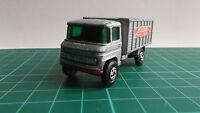 1969 Lesney Matchbox Series  No 11 Mercedes Benz Scaffolding Truck Lorry  Toy