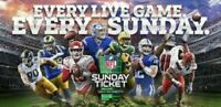 NFL Sunday Ticket MAX-Entire 2020 Season | Instant Delivery+Warranty