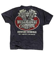 "West Coast Choppers T Shirt Modell Panhead"" Neu"""