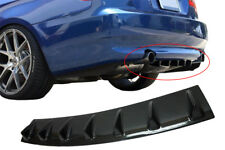 Carbon Paint Diffuser for Peugeot 106 Van Tailgate Flap Apron Bumper Body Kit