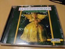 La Navidad en Mexico - A Christmas in Mexico CD 12 Tracks Traditional