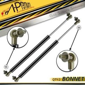 A-Premium Bonnet Gas Struts for Toyota Land Cruiser Prado 120 Series 2002-2009