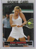 Maria Sharapova 2004 SI For Kids card #416