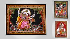 100 PC Indian Wholesale Lot God Cotton Tapestry Bohemian Wall Hanging Tapestries