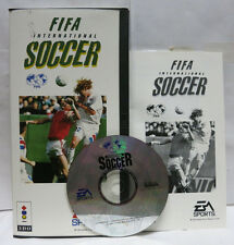 1994 FIFA INTERNATIONAL SOCCER 3DO VIDEO GAME DISC IN THE LONG BOX SPORTS