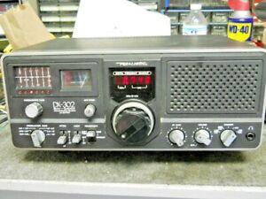 Radio Shack Realistic DX-302 Communications Ham Shortwave Radio Receiver
