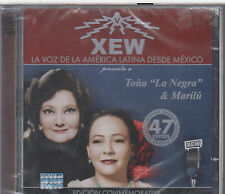CD - Tona La Negra Y Mrilu NEW 47 Eitos XEW  -FAST SHIPPING !