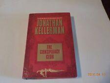 The Conspiracy Club by Jonathan Kellerman (2003, Hardcover)