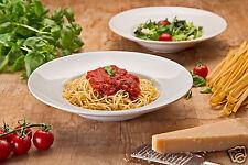 6 Pastateller Porzellantelle Salatteller Nudelteller Suppenteller Ø 27cm 9564973